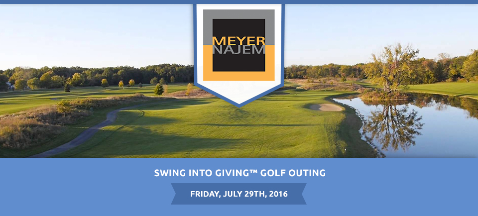 Swing into Giving Golf Outing
