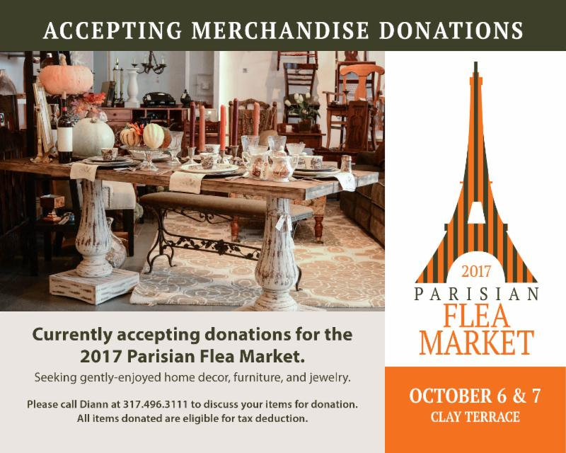 Donate to the Parisian Flea Market