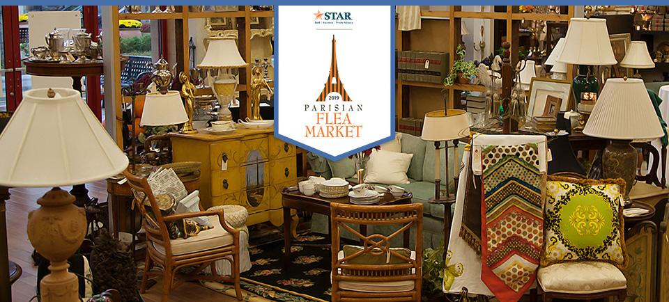 Parisian Flea Market