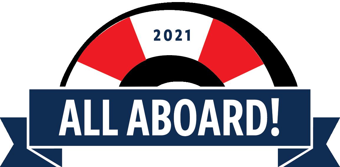 All Aboard! 2021